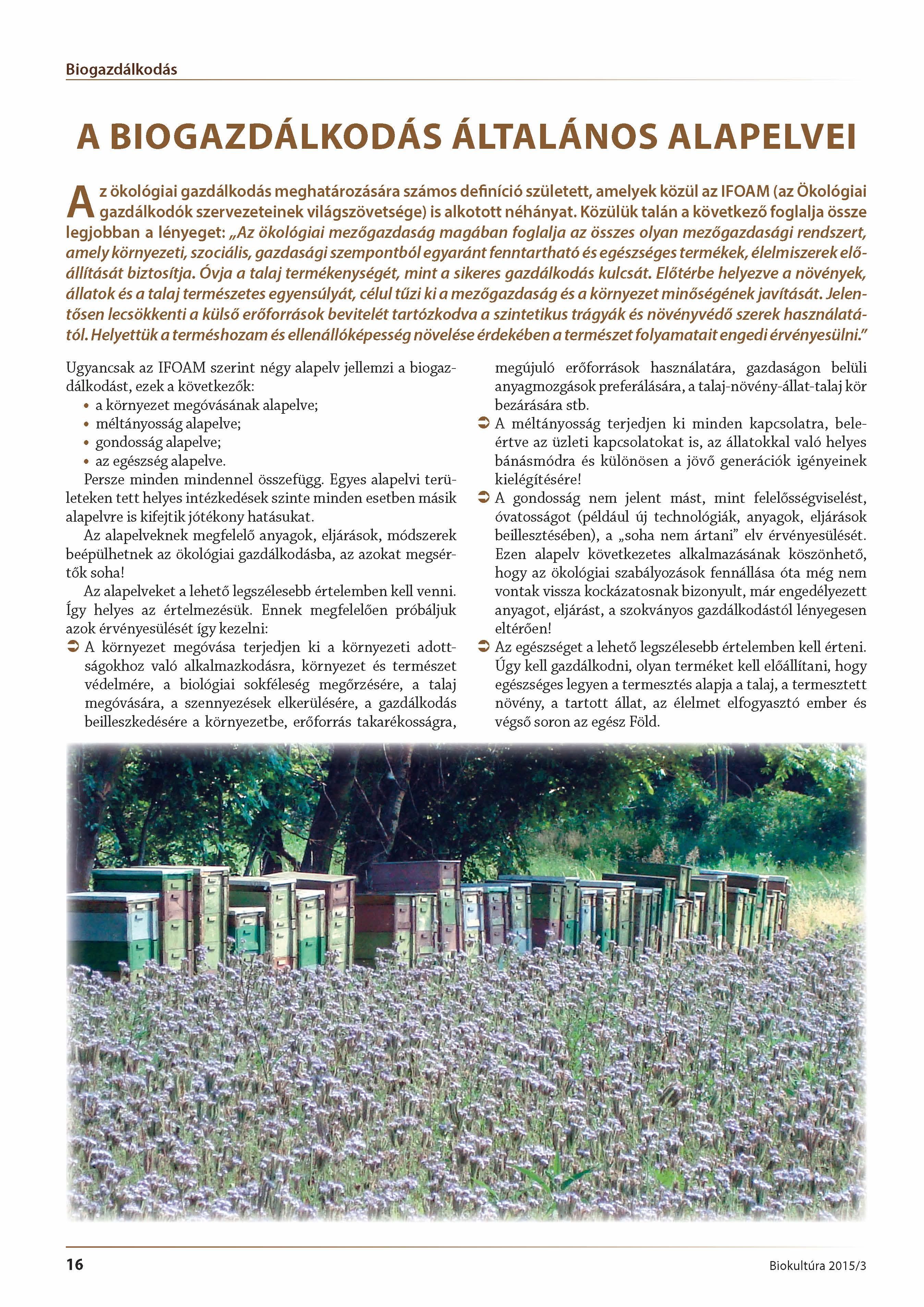 Biokontroll engedélyezett szerek